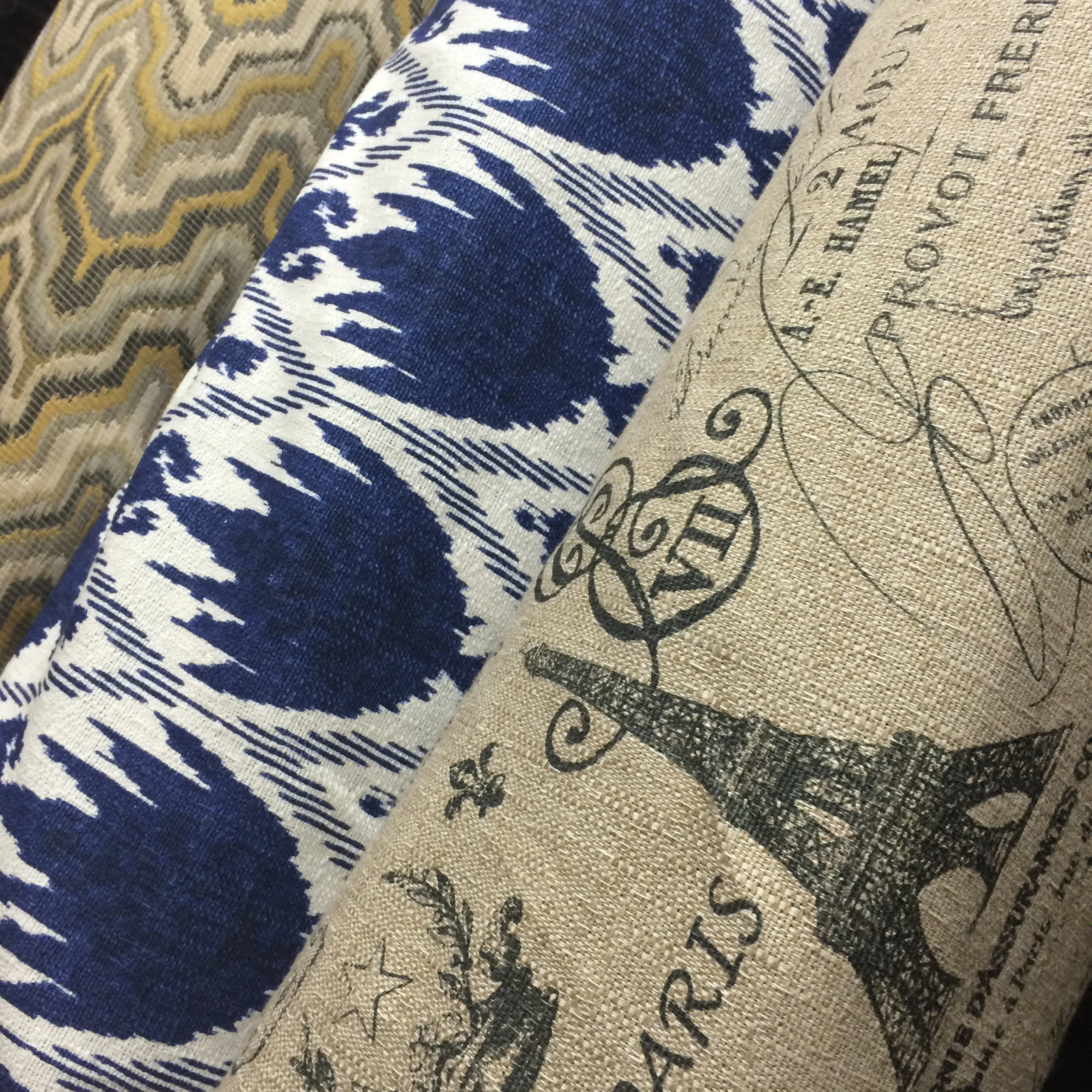 New Upholstery Fabrics! - Fabric Outlet SF