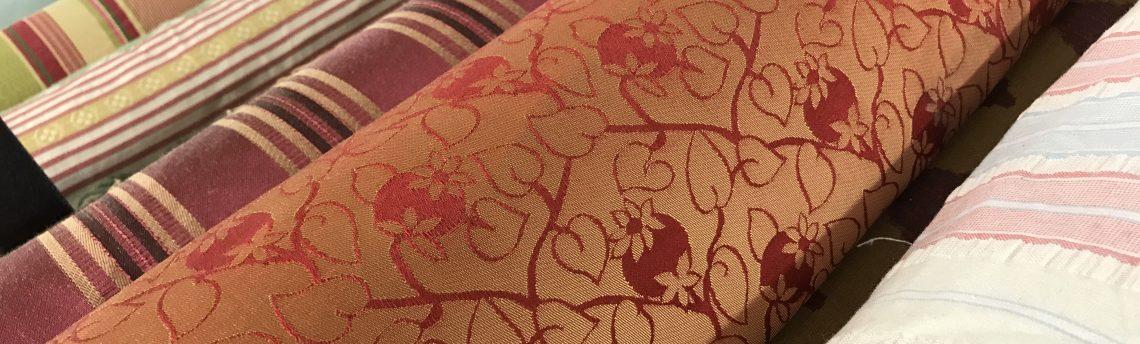 MASSIVE Group of New Upholstery Fabrics